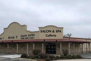 weatherford salon suites