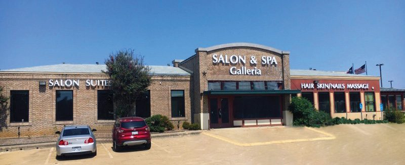 Salon & Spa Galleria offers alternatives to salon suites in Dallas