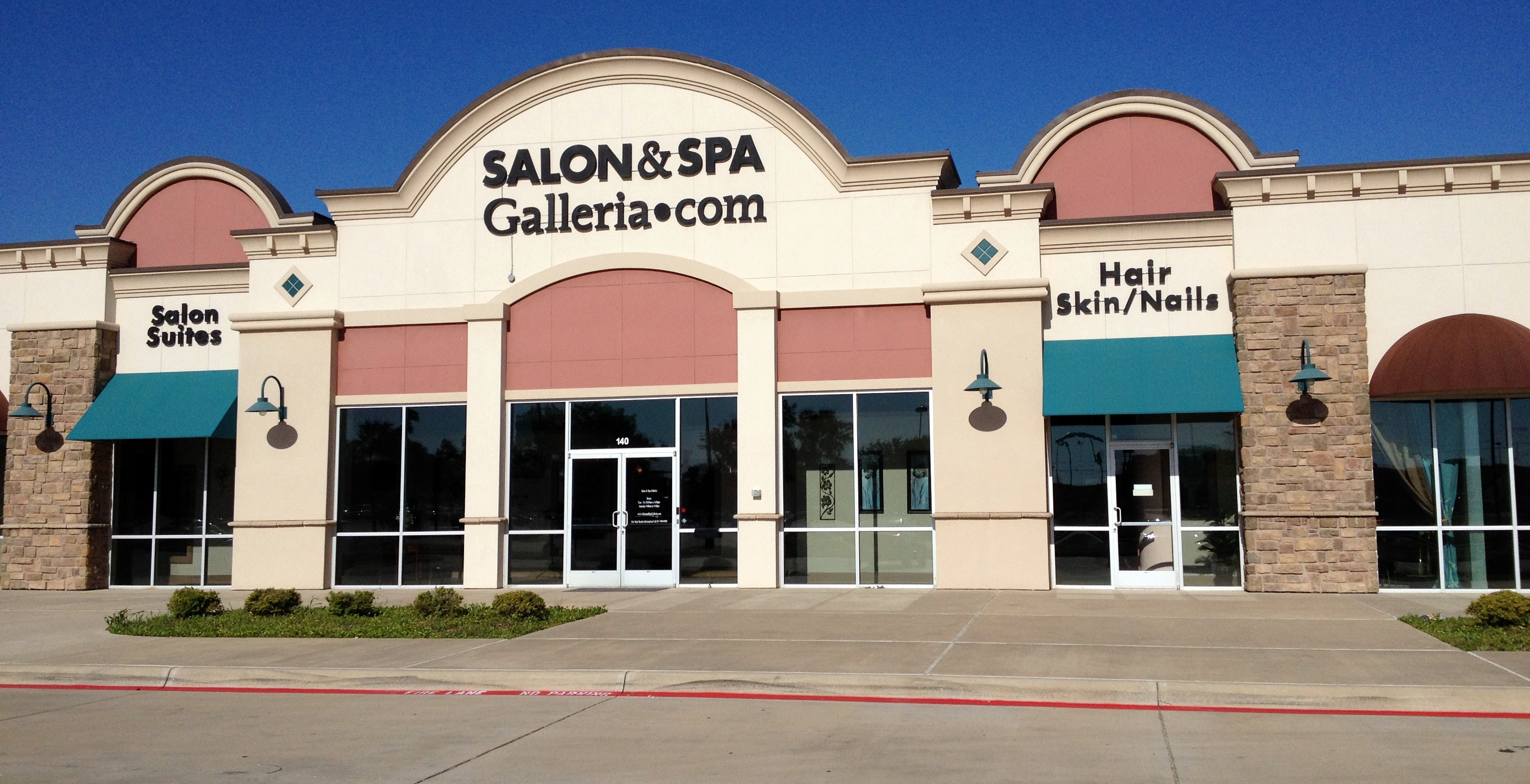 Salons in Arlington Texas from Salon and Spa Galleria