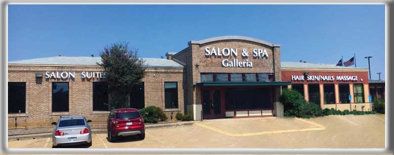 Bedford salon and suite rentals