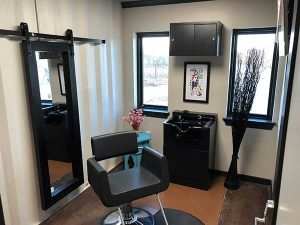 north fort worth salon suites for rent