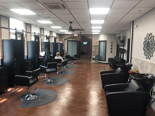 bedford salon chair rentals